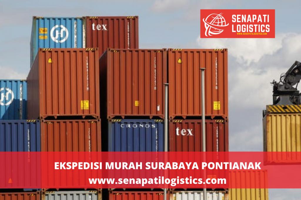 Ekspedisi Murah Surabaya Pontianak Terbaik Dan Profesional